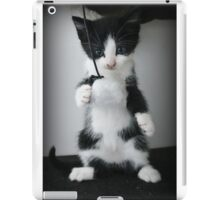 Teach Your Kitten Volleyball iPad Case/Skin
