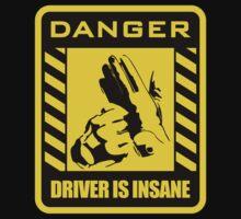 DANGER driver is insane by PlanDesigner