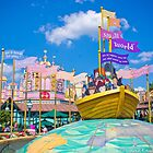 It's a Small World by ThatDisneyLover