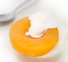 Peaches & Cream IV by SeeOneSoul
