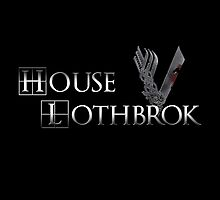 House Lothbrok by inesbot