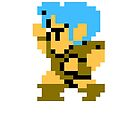 8 Bit Thief by Ryan Bamsey