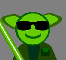 Yoda Shades by jackspigel