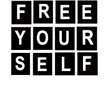Free Yourself by bluboca