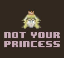 Not Your Princess by heavyhebi