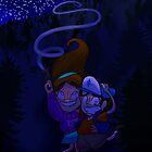 The Mystery Twins by rubynrags