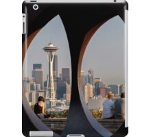 Seattle Changing Form iPad Case/Skin