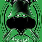 Archery Club by MitchLudwig