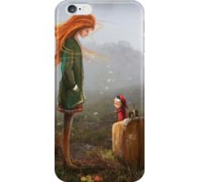 'Take Me To The Castle' iPhone Case/Skin