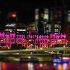 Brisbane - tilt shifted by PhotosByG