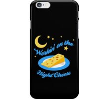 Night Cheese iPhone Case/Skin