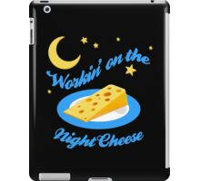 Night Cheese iPad Case/Skin