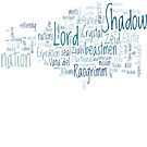 Final Fantasy XI Word Cloud by Ryan Bamsey