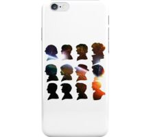 Doctors galaxy iPhone Case/Skin