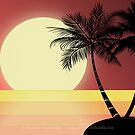 Tropical Paradise by Stephanie Rachel Seely
