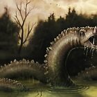 Swamp Beast by Daniel Ranger