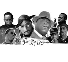 Rap Legends by Brahski154