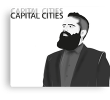 Capital Cities Canvas Print