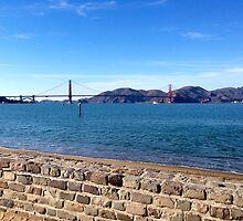 San Francisco Bay by danceswithwind