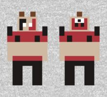 8 Bit Road Warriors by DarkMatchDuds
