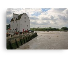Woodbridge Tide Mill Canvas Print