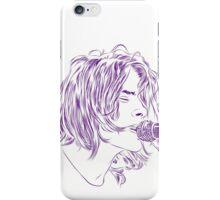 Kurt Cobain iPhone Case/Skin