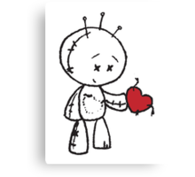 VooDude - I Give You My Heart Canvas Print
