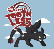 My Little Toothless T-Shirt