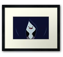 Marceline the Vampire Queen: Adventure Time Accessories  Framed Print