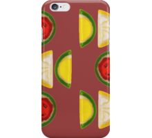 Fruit and More Fruit  iPhone Case/Skin