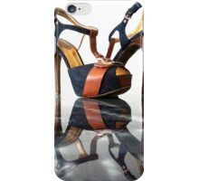 high heels universe iPhone Case/Skin