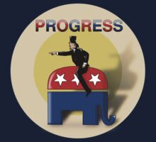 Progress - GOP Style by pokingstick