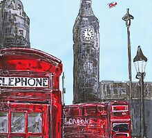 London Calling by garryfloyd