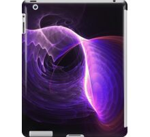 the shining light of love melts all boundaries iPad Case/Skin