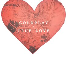 """True Love"" - Coldplay by Fabble"