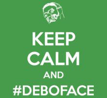 #Deboface for Kids by VashCrow