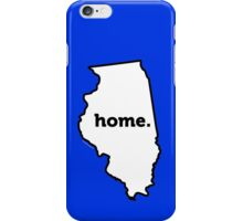 Illinois. Home.  iPhone Case/Skin