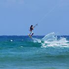 "Kite surf 4 by Antonello Incagnone ""incant"""