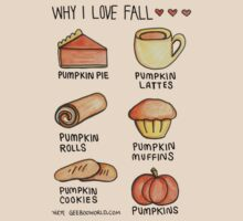 Why I love Fall by Heather Meade