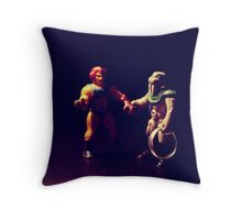 and they all live happily ever after Throw Pillow