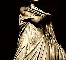 Unknown Statue by ThaiTurtle