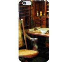 Doctor's Office iPhone Case/Skin