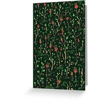 Woodland Floor Greeting Card