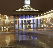 Glasgow light by Loustalot