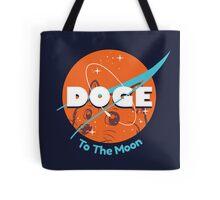 Doge Nasa (variant) Tote Bag
