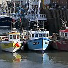 In Harbour by John (Mike)  Dobson
