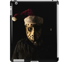he knows when you are sleeping iPad Case/Skin