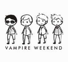 Vampire Weekend by aerials