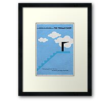 The Truman Show Framed Print