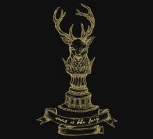 Baratheon Chesspiece 'Fury' shirt by the-fairweather